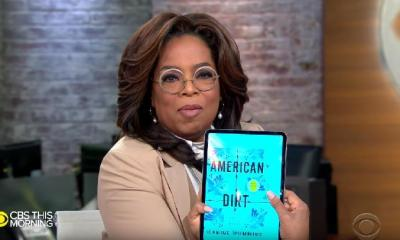 Oprah American Dirt (cbs this morning))