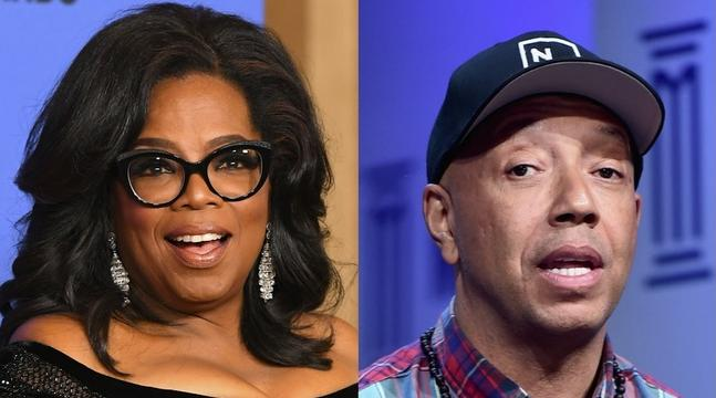 Oprah Is Dumping Russell Simmons Documentary !?