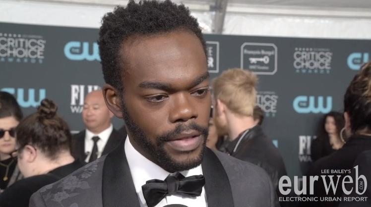 William Jackson Harper ('The Good Place') Gets Candid About Life / EUR Exclusive