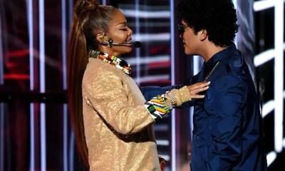 Janet Jackson - Bruno Mars