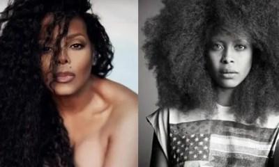 Janet Jackson - Erykah Badu