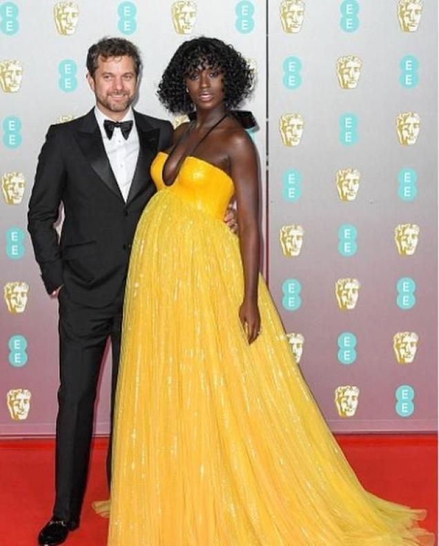 Joshua Jackson & Jodie Turner-Smith