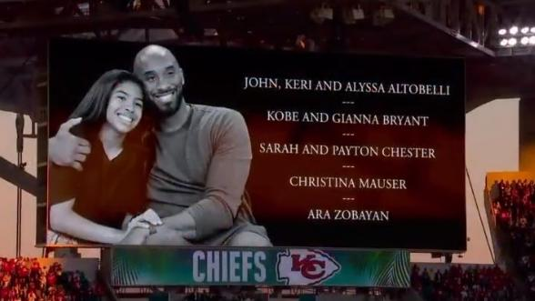Kobe & Gianna - Super Bowl
