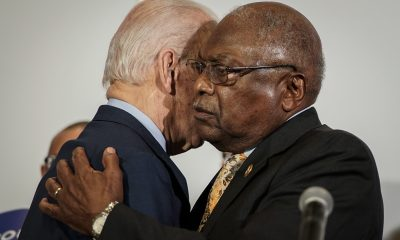 SC Rep. James Clyburn Announces Endorsement For Presidential Candidate