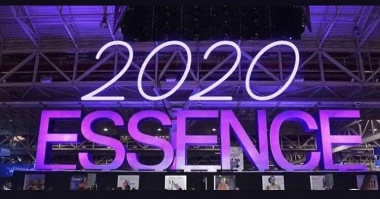 2020 essence fest signage