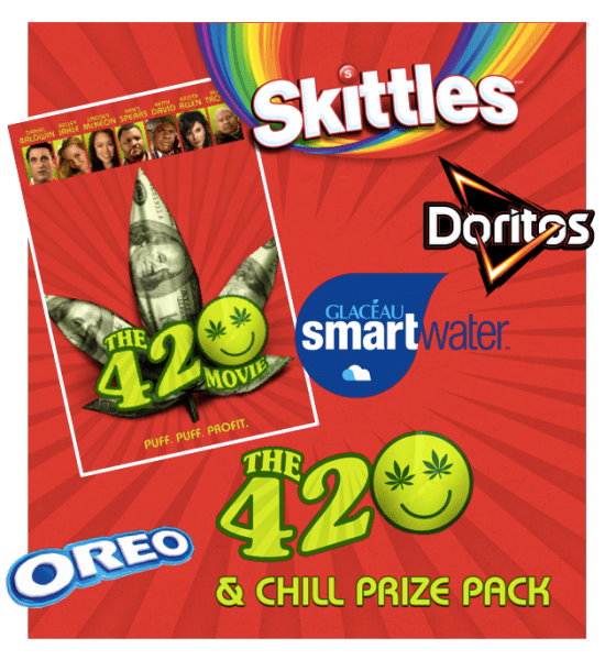 420&Chill Prize Pack