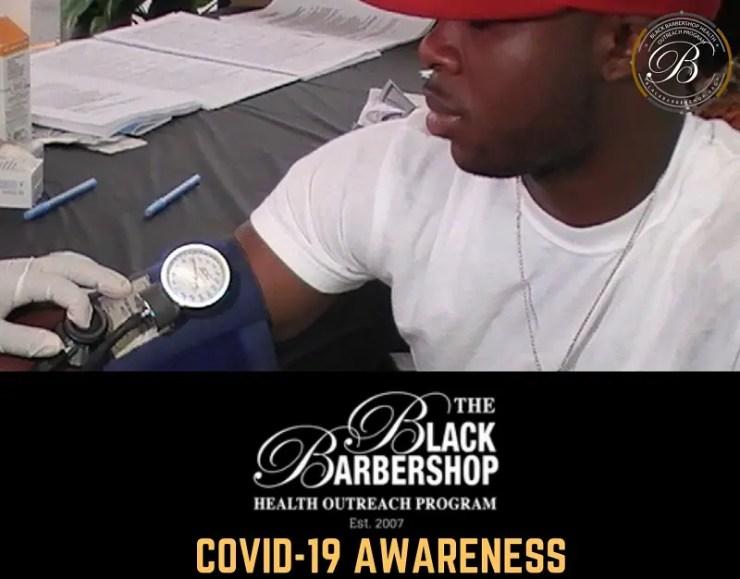 The Black Barbershop Health Outreach Program