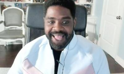 Ron Funches (the real at home)
