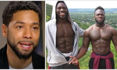 jussie smollett and the Osundairo brothers