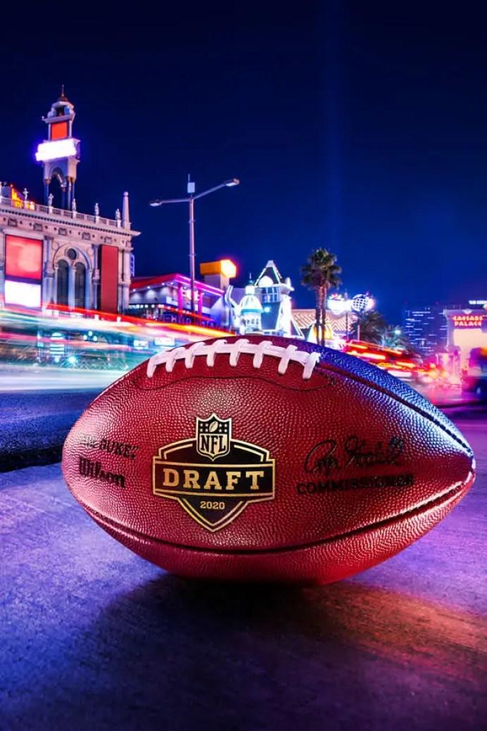 2020 nfl draft - foorball