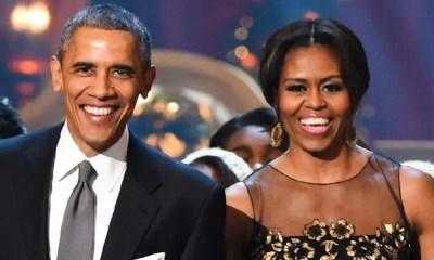 Barack & Michelle Obama - gettyimages