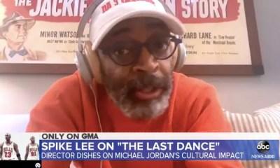 Spike Lee on GMA