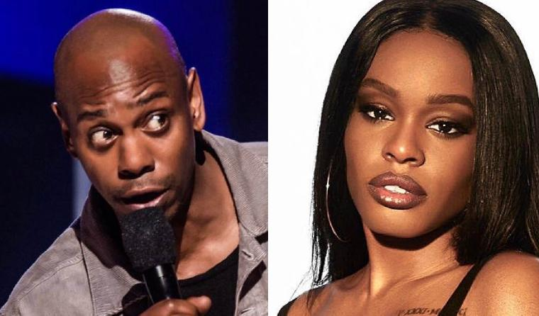 Azealia Banks Slams Nicki Minaj + Claims She Sexed Dave ...