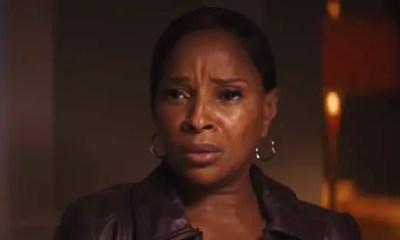 Mary J. Blige stars in trailer for horror Body Cam