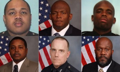 Six Atlanta police officers are facing charges
