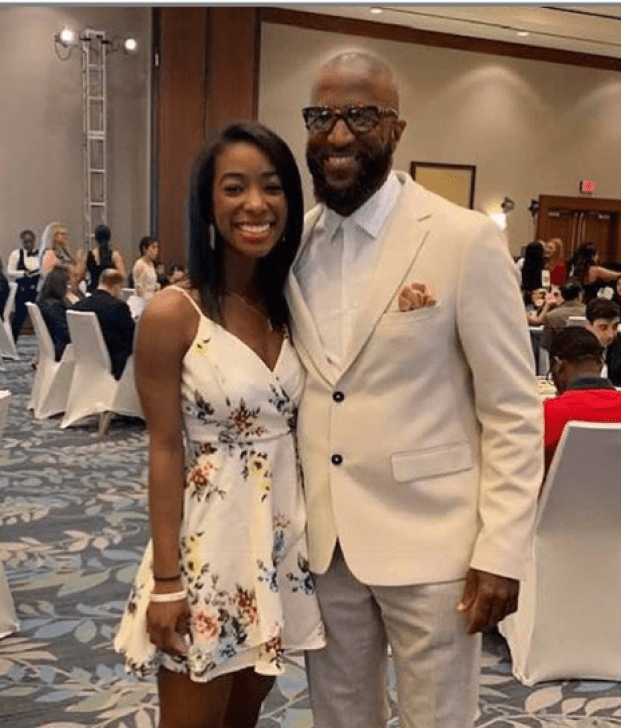 rickey smiley and daughter aaryn smiley