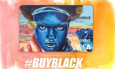 One United Bank - buy black