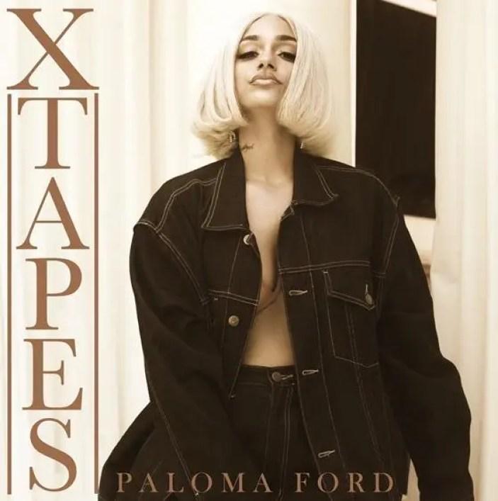 Paloma Ford - Xtapes cover