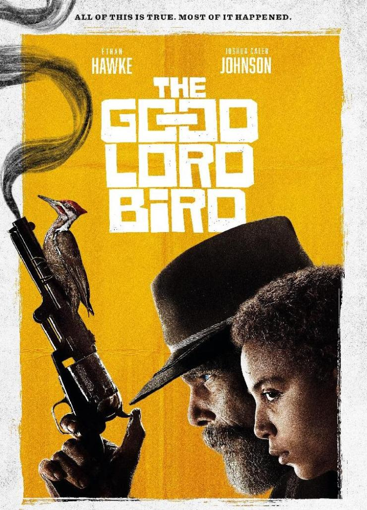 The Good Lord Bird - poster2