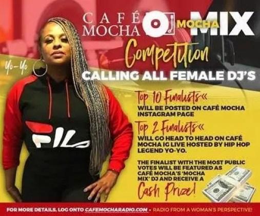 YoYo Mocha Mix poster
