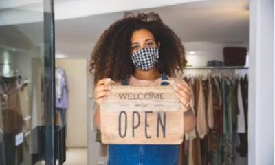 black small business