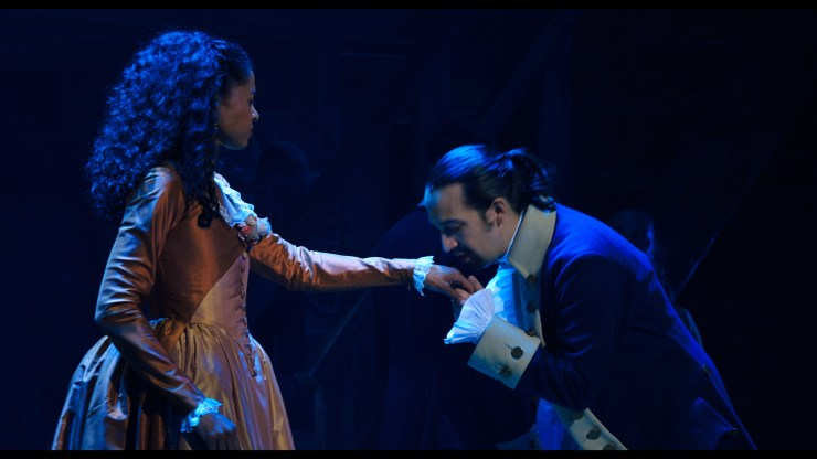 hamilton and sis wanted to marry