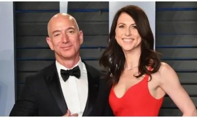 Jeff Bezos/MacKenzie (Getty)