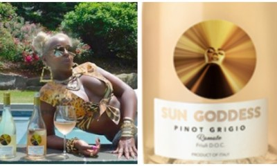 MARY J. BLIGE wine