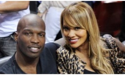 "EVELYN LOZADA, Chad ""Ochocinco"" Johnson"