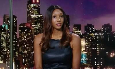 Maria Taylor - ESPN's NBA Countdown