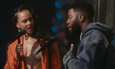 Alicia Keys & Khalid1 - screenshot