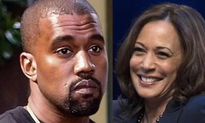 Kanye West - Kamala Harris