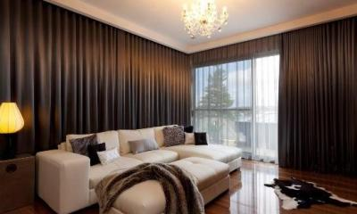 Luxury living room - sound proofed