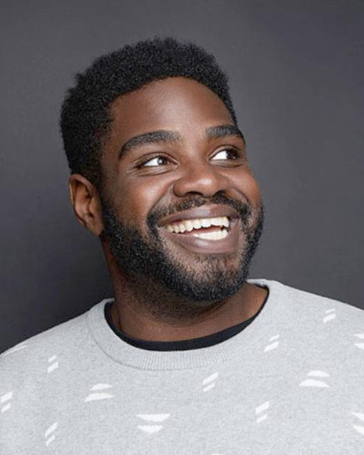 Ron Funches  (photo by Rebecca Pimm)