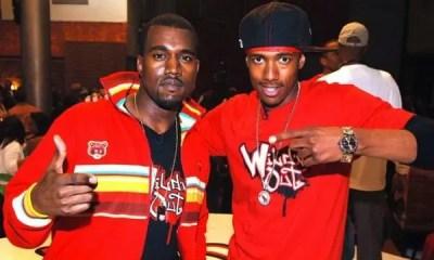 Kanye, Nick Cannon