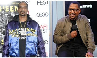 Snoop Dogg, Martin Lawrence
