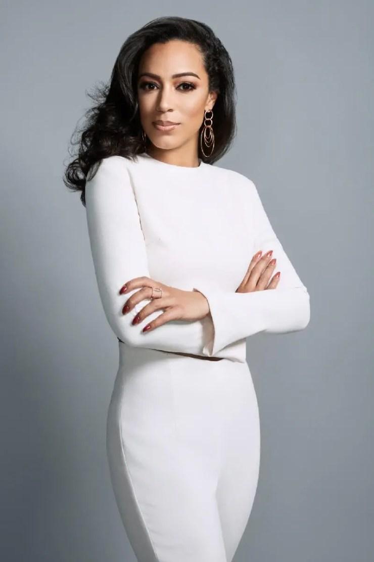 Angela Rye - Quibi Official