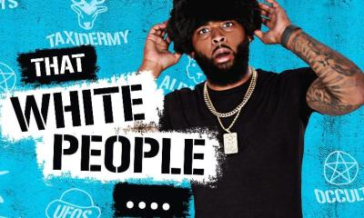 King Keraun - That White People