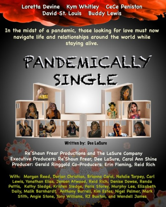 Loretta Devine/Kym Whitley Star In 'Pandemically Single' – Hilarious New Comedy Web Series