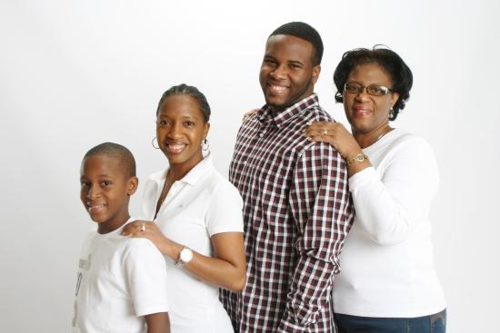 botham jean fam photo