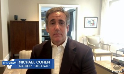 cohen 'the view'