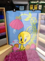 Tweety bird doormat? Anyone?