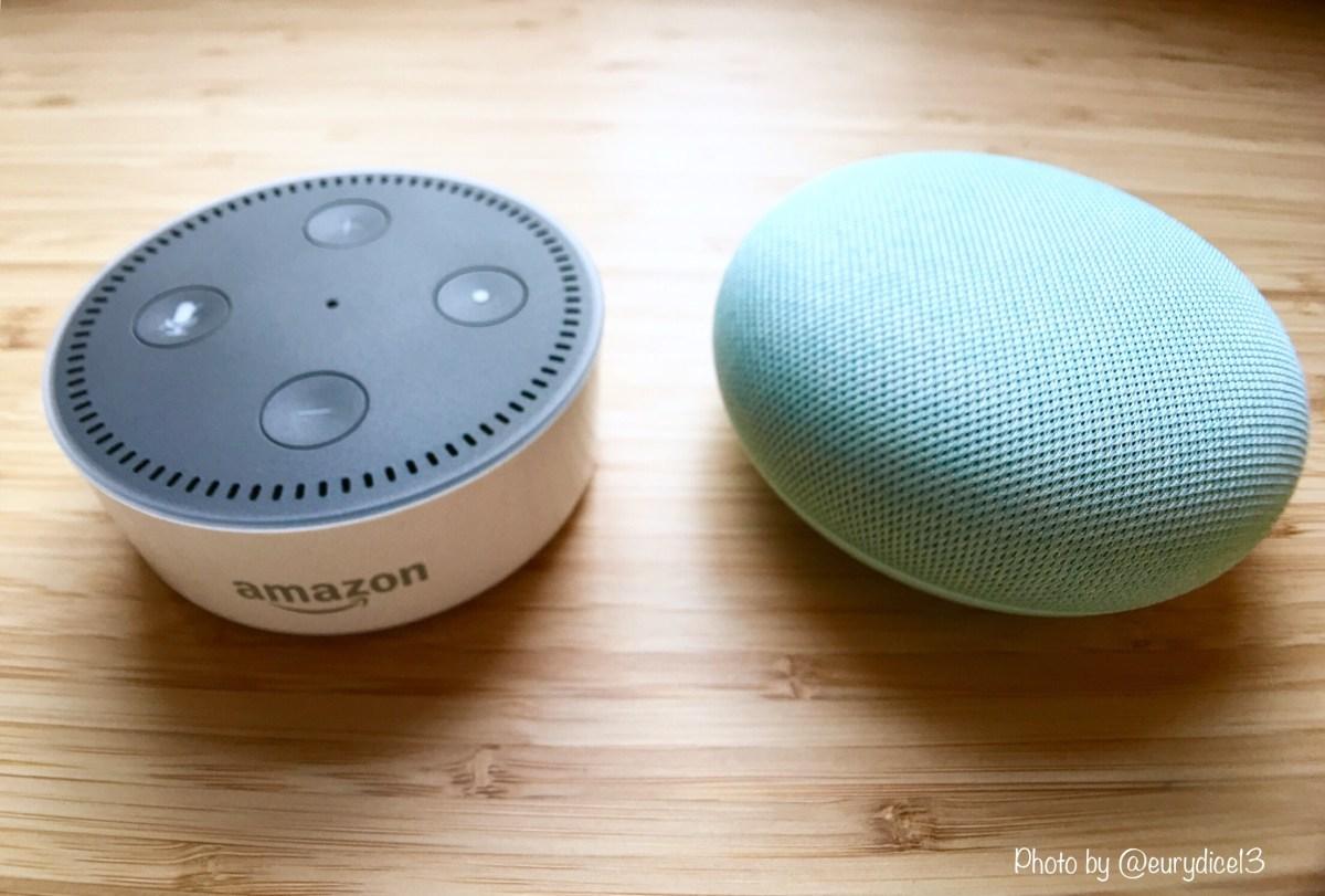 Google home or Amazon Echo?