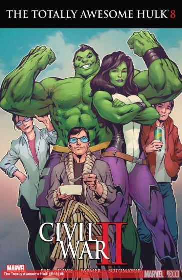 Cover by Alan Davis, Mark Farmer, & Matt Hollingsworth (Photo Credit: Marvel Comics)