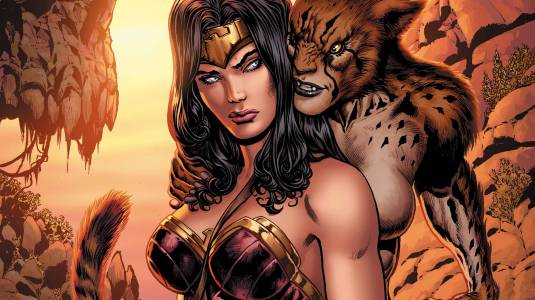Cover by Liam Sharp and Laura Martin (Photo Credit: DC Comics)