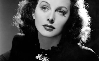 Hedy Lamarr: The actress that made (frequency hopping) waves