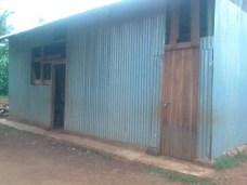 Original tin shack