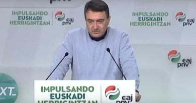 """El PNV critica que el Rey """"no ha enfrentado los asuntos que le atañen ni con transparencia ni claridad"""","""
