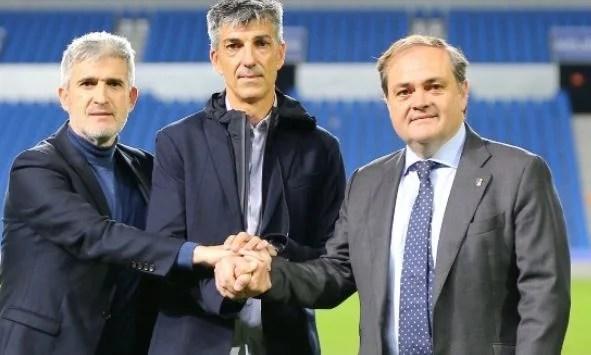 La Real destituye a Garitano y confía en Imanol Alguacil para reflotar el equipo,