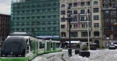 El horario del transporte público variará en  Nochevieja,